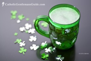 Have a Pint in Lent - It's Saint Patrick's Day!